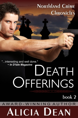 Death Offerings Cover