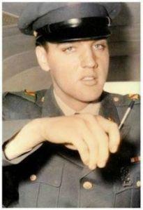 Elvis uniform