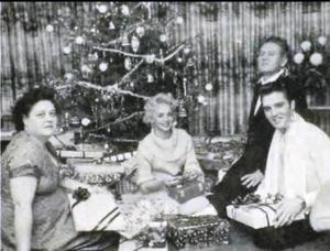 Family Scene With Anita