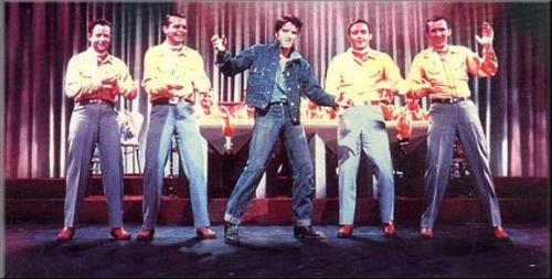 Elvis and Jordanaires
