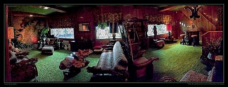 Blue Room Graceland