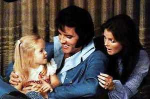 Elvis, Priscilla, Lisa