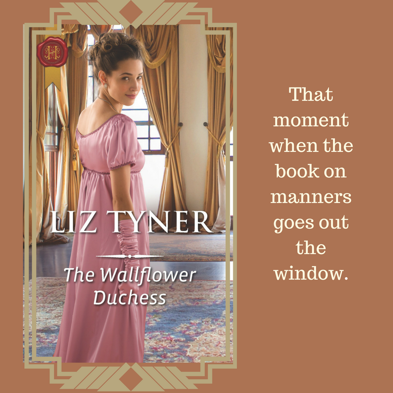 Ten Things I Learned On My Writing Journey By Liz Tyner Giveaway